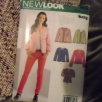 New Look 6028 Easy Sew Jacket